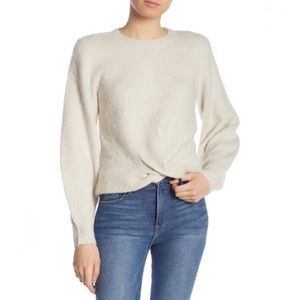 NWT Joie Metallic Stavan Sweater